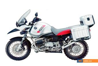 BMW R1050GS / R1150GSA