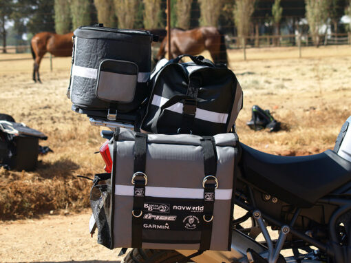 Badger Pannier Bags - Image not Found