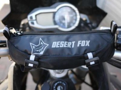 desert fox handlebar bag- Image not Found