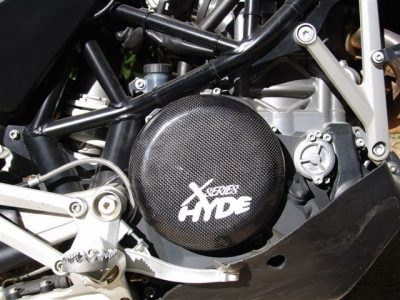 hyde clutch casing guard ktm 690 - Image not Found