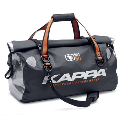 kappa dry pak 50 waterproof tail bag - Image not Found