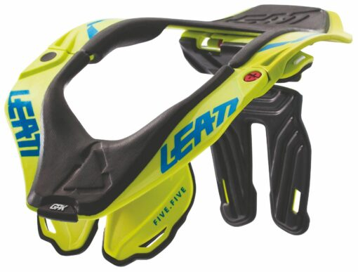 leatt neck brace gpx 5- 5 black green junior - Image not Found