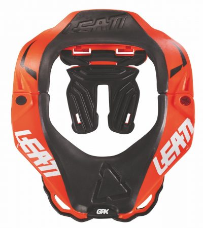 leatt neck brace gpx 5-5 orange - Image not Found