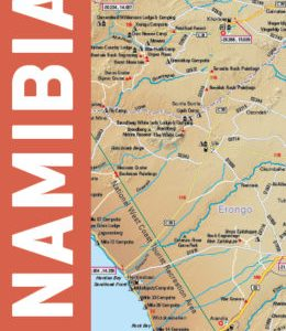 map studio paper adventure road map namibia - Image not Found