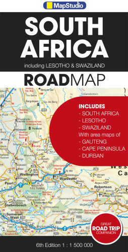map studio south africa road map - Image not Found