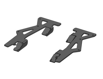 motorradical top box adaptor plate bobbins to skids - Image not Found
