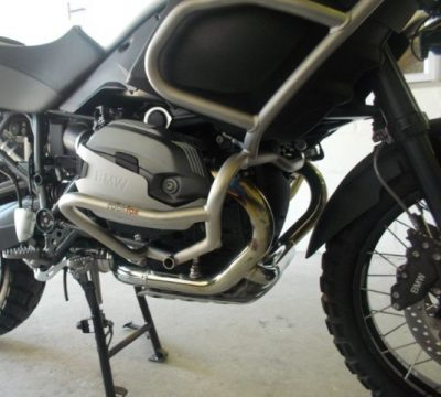 rockfox crash bars lowers bmw r1200 gsa air cooled silver - Image not Found