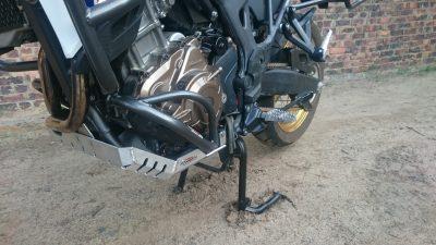 rockfox crash bars lowers honda crf1000 africa twin 2 - Image not Found