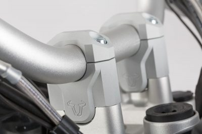 sw motech handle bar raisers - Image not Included