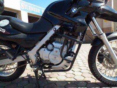 Waltec Crash Bars BMW 650 Single - Image not Found