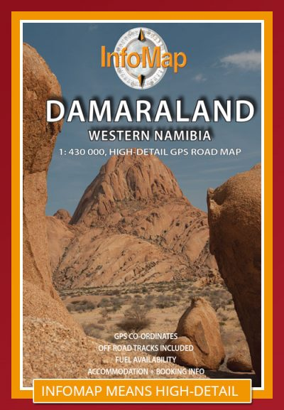 info map damaraland 2nd ed - Image not Found