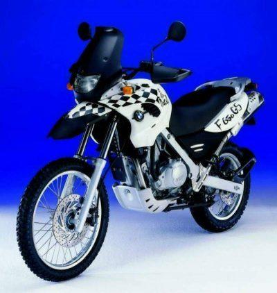 F 650 GS Dakar 01-04