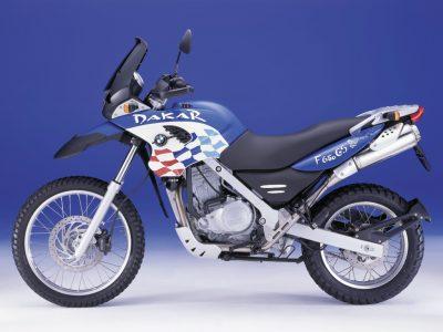 F 650 GS Dakar 05-07