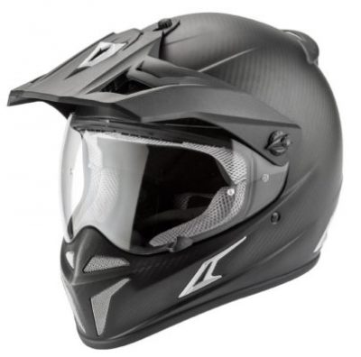 Desert Fox Enduro Carbon Fibre Helmet - Image not Found