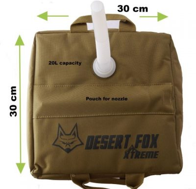 Desert Fox Extreme 20L Fuel Cell - Image not Found