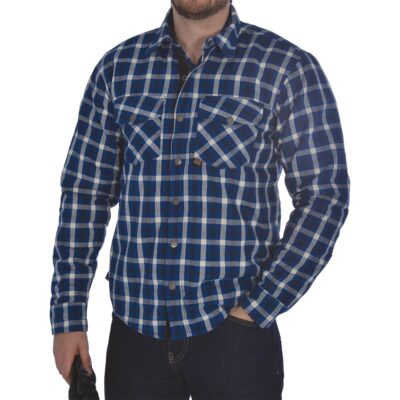 oxford checkered blue white shirt - Image not Found