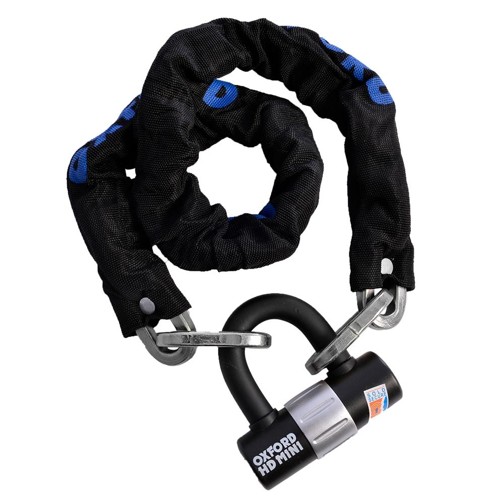 Oxford Chain Combination Bike Lock