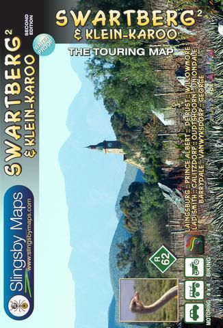slingsby map swartberg klein karoo 2nd ed - Image not Found