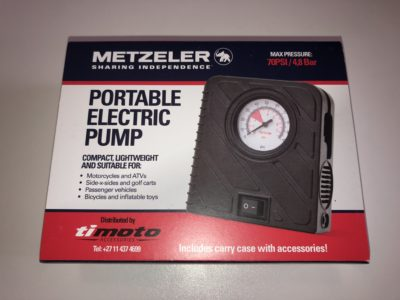 Metzeler Compressor - Image not Found