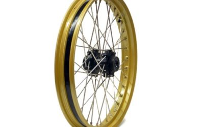 The first TUBELESS rims, for the BMW 310GS, in South Africa…