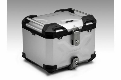 SW Motech Trax Top Box Silver - Image not Found