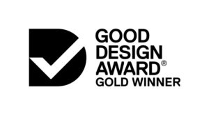 Good Design Award Gold Winner - Image not Found
