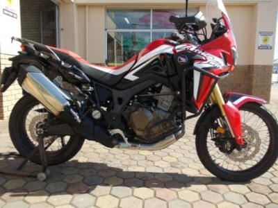 Waltec Engineering Crash Bars Honda Africa Twin CRF 1000 - Image not Found