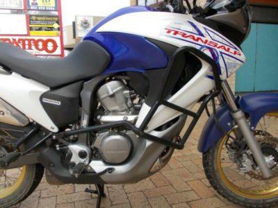 Waltec Engineering Crash Bars Honda Transalp XL 700 V - Image not Found