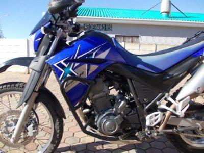 Waltec Engineering Crash Bars Yamaha XT 660 R - Image not Found