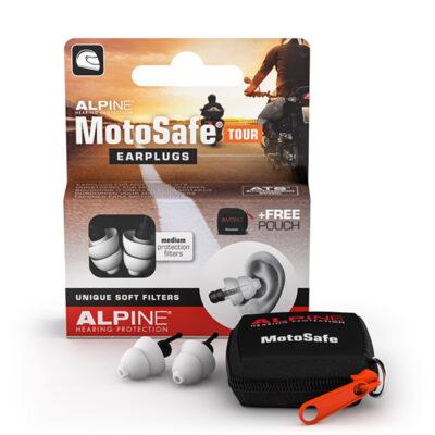 Alpine MotoSafe Tour Packaging