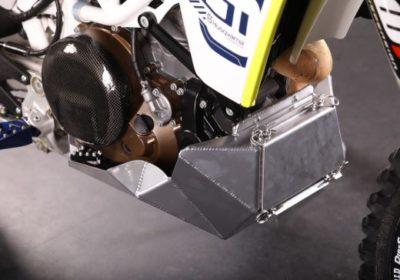 KTM 690 Bash Plate